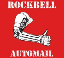 Fullmetal Alchemist - Rockbell Automail Mechanic by honestlyanthony