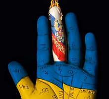 Ukraine: Fate is in your hand. by Alex Preiss