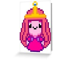 Adventure Time - Little Princess Bubblegum Greeting Card