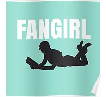 Matching Fangirl and Fanboy design!  Poster