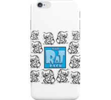 The Rat Pack Group iPhone Case/Skin