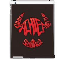 Heart of a Chief iPad Case/Skin