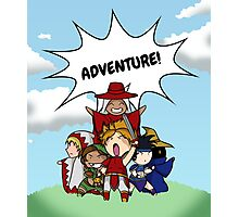 Final Fantasy Adventure Photographic Print