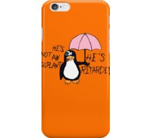 He's not an Eggplant iPhone Case/Skin
