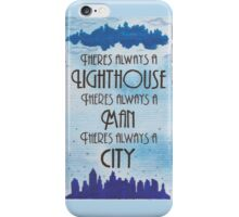 There's Always a Lighthouse iPhone Case/Skin