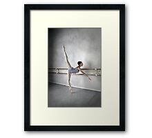 Penchee Framed Print