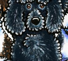 Three Water Dogs Sticker