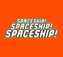 Spaceship! Kids Clothes