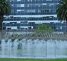 A fountain to run through by Maggie Hegarty