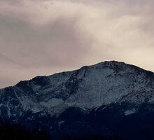 Pikes Peak, Colorado by DeziUnique