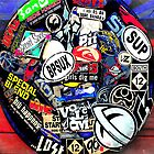 Spare Tire *pOp aRt* ~ Duvet by Susan Werby