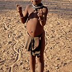 Himba Boy (2) by Margaret  Hyde