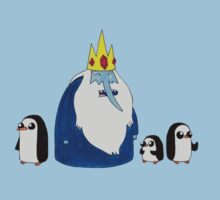 Ice King & his brood. by Mister Dalek and Co .