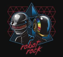 Robot Rock Kids Clothes
