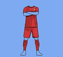 Barcelona away kit 2014-15 by maxiii23