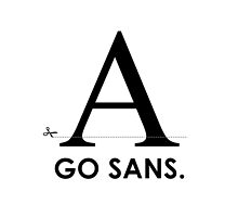 Fonts - Go Sans by simplytextual