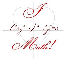 I Heart Math! by noahhk