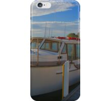 The family boat iPhone Case/Skin