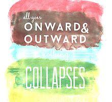 Onward and Outward by sambambina