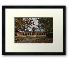 Goulburn Courthouse Framed Print