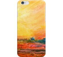 Sunset Departure by Heather Holland iPhone Case/Skin