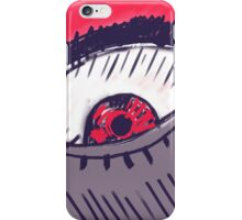 Angry Eye iPhone Case/Skin