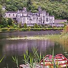 Kylemore Abbey, Connemara, County Galway, Ireland by TonyCrehan