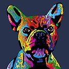 French Bulldog by Michael Tompsett