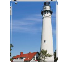 Wisconsin's Wind Point Lighthouse iPad Case/Skin