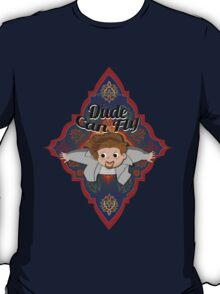 The Dude Can Fly T-Shirt