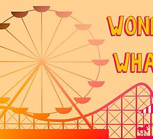 Wonder Wharf by bookishkate