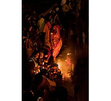 Hindu Light Photographic Print