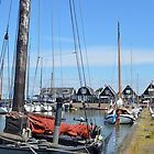 Marken Bay by HelloBox23