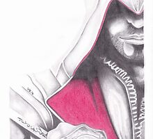 Assasins Creed - Ezio by vknight1989