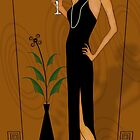 Gatsby Girl by Troy Brown