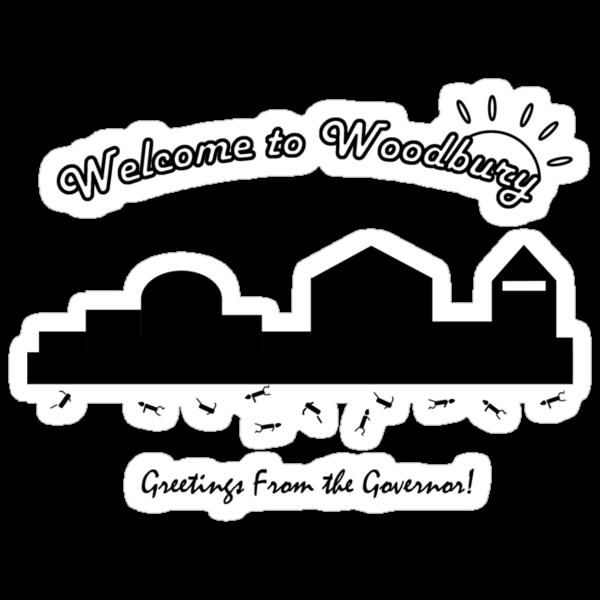 Welcome to Woodbury! by jayebz