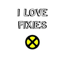 I love FIXIES by lrenato