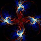 Swirls by Sandy Keeton