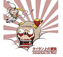 Adventure On Titan by stuffofkings