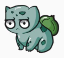 Bulbasaur of Disapproval by Jelly Gem