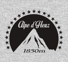 Alpe d'Huez (Black) by sher00