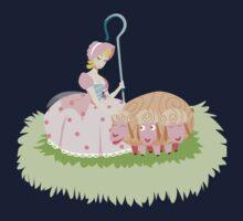 Little Bo Peep by Rinnychu