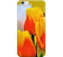 Life is All About Tulips iPhone Case/Skin