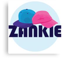 Zankie Canvas Print