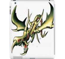 curse of dragon yugioh iPad Case/Skin