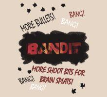 More Shoot Bits for Brain Splats! T-Shirt
