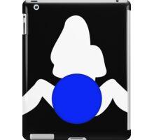 Minimal Silhouette Sculpture iPad Case/Skin