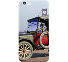 1915 Ford Model T Roadster iPhone Case/Skin