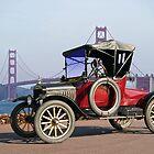 1915 Ford Model T Roadster by DaveKoontz