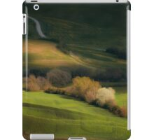 Inpression with trees iPad Case/Skin